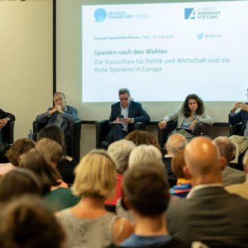Spanien: Politik und Wirtschaft im Zeichen von Covid-19 und das Warten auf europäische Solidarität